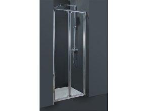 Sprchové dveře HOPA CORDOBA II 80 (Výplň frost)