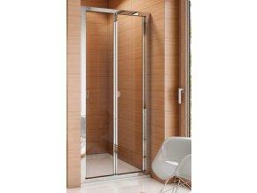 Sprchové dveře Zamora 90 x 185 cm | czkoupelna.cz