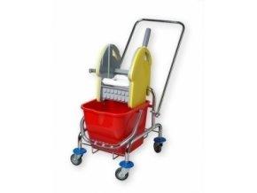 Úklidový vozík jednovědrový