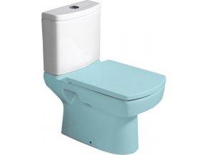 BASIC nádržka k WC kombi, napouštění zespodu
