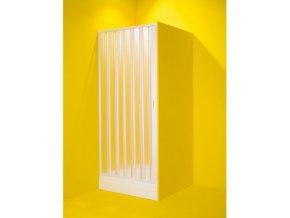 Sprchové dveře Marte 140-100 x 185 cm