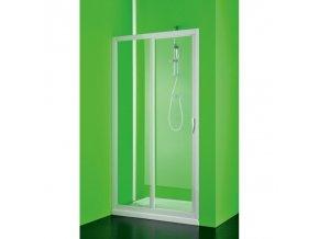 Sprchové dveře Maestro due - 140–130 × 185 cm