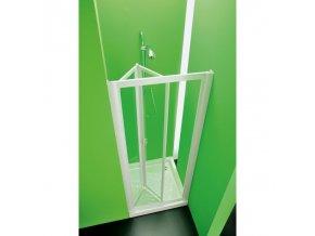 Sprchová zástěna Domino 76–81 × 185 cm
