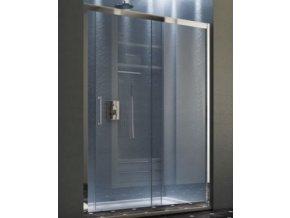 Sprchové dveře MAJA 148–156 × 190 cm | czkoupelna.cz