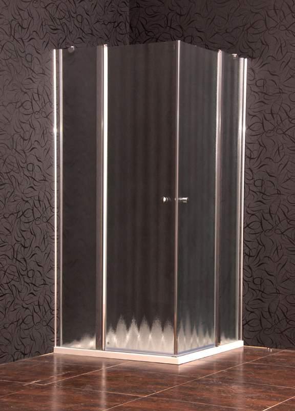 Arttec ELEGANT 90 clear NEW sprchový kout s vaničkou STONE 9090S