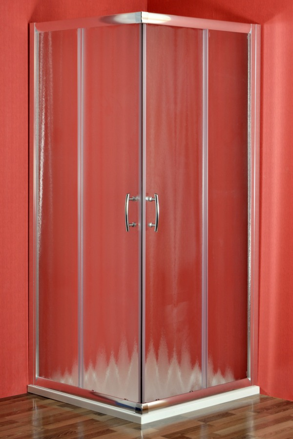 Arttec SMARAGD 90 chinchila NEW sprchový set s vaničkou STONE