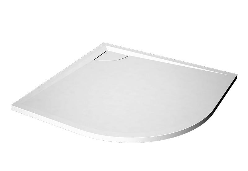 Arttec DIVINE 1010R - sprchová vanička čtvrtkruhová