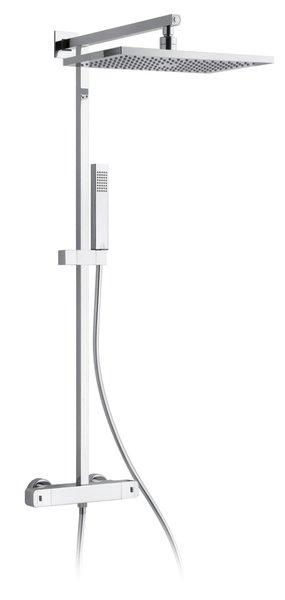 Alpi AQUARAMA sprchový sloup s termostatickou baterií, chrom