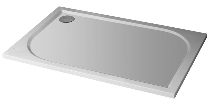 Arttec STONE 1080S - sprchová vanička obdélníková