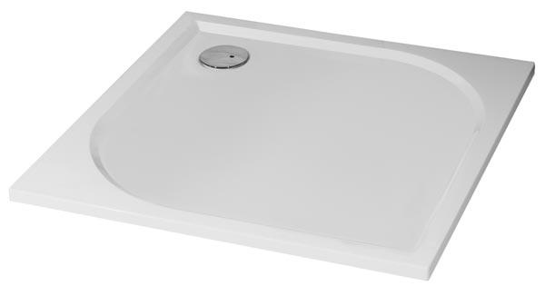 Arttec STONE 8080S - sprchová vanička čtvercová