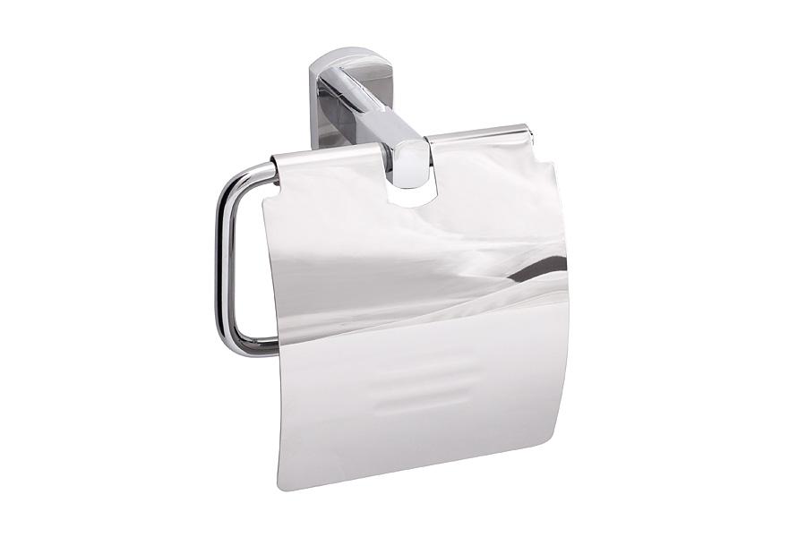 JAMAPOL Držák toaletního papíru s krytem, série NELA