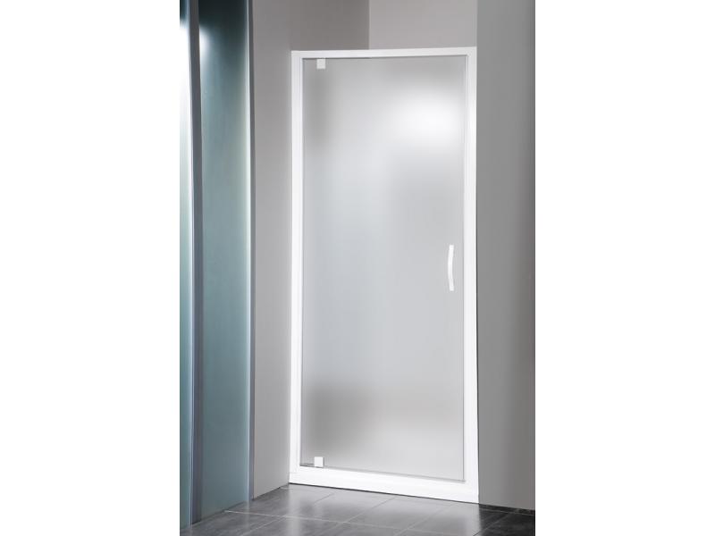 GELCO Sprchové dveře ETERNO 90 cm sklo BRICK