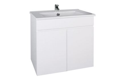A-interiéry Slim W 60 Koupelnová skříňka s umyvadlem