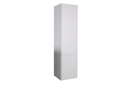 A-interiéry Koupelnová skříňka doplňková vysoká Slim W V 35