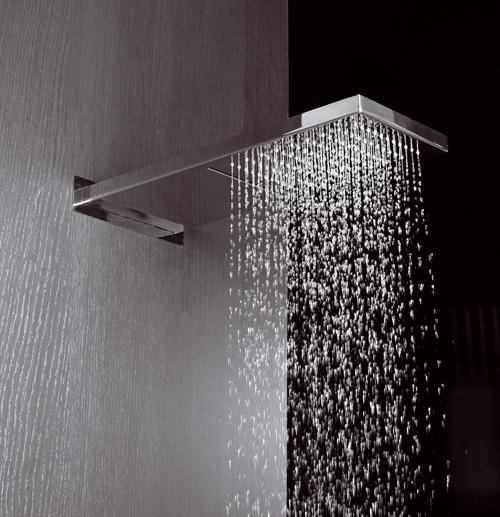 Hopa Hlavová sprcha STROMBOLI 500 × 200 × 30 mm, bez vodopádu