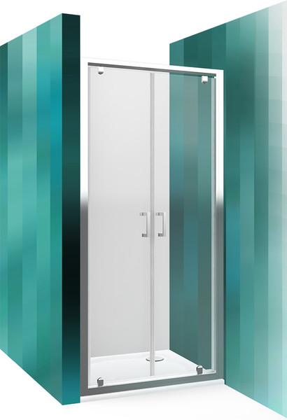 Roltechnik Sprchové dveře dvoukřídlé 100 cm LLDO2