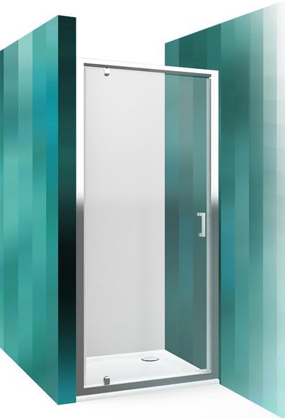 Roltechnik Sprchové dveře jednokřídlé 90 cm LLDO1