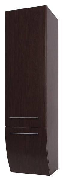 A-interiéry Valencie V 40 P/L - koupelnová doplňková skříňka závěsná vysoká