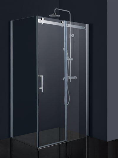 Hopa Boční panel ke dveřím Belver kombi 90 × 195 cm