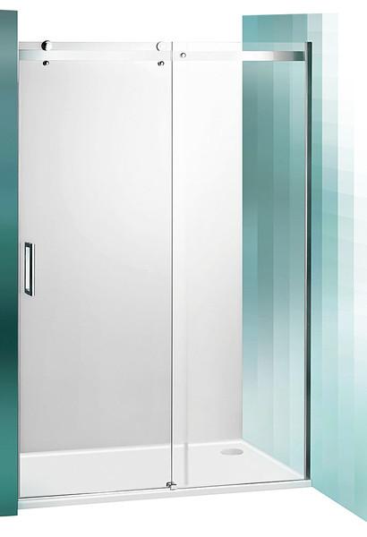 Roltechnik AMD2/1400 Sprchové dveře posuvné pro instalaci do niky