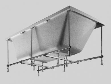 Santech Samonosná konstrukce pro vany