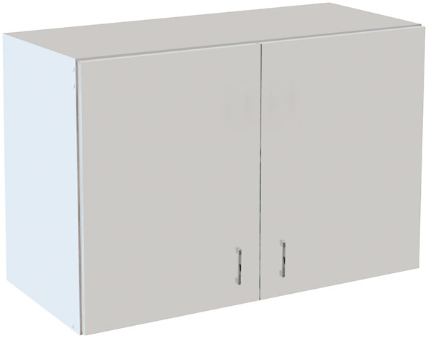 EU Kuchyňská skříňka horní závěsná bílá 80cm