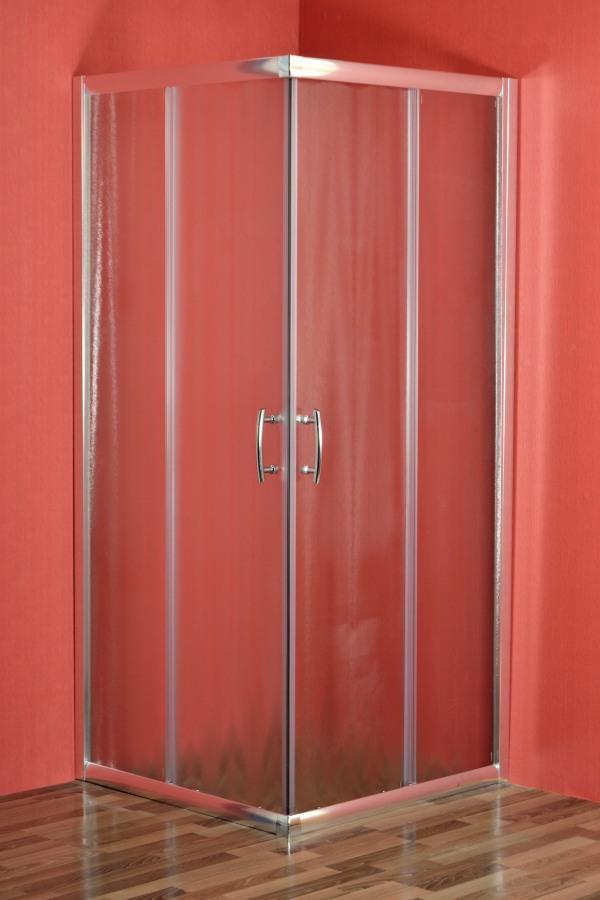 Arttec SMARAGD 90 x 80 cm chinchila NEW - Sprchový kout obdélníkový