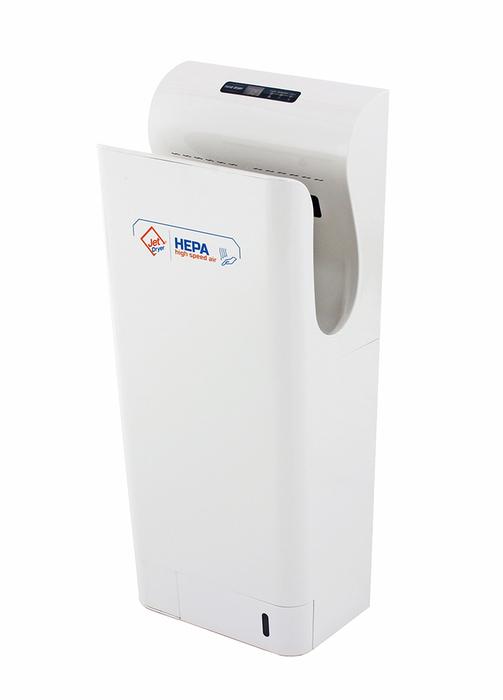Vysoušeč rukou Jet Dryer STYLE - bílý