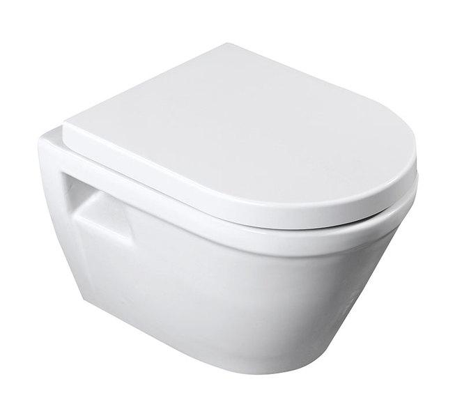 Aqualine IDEA WC závěsné 35,5 x 52 cm