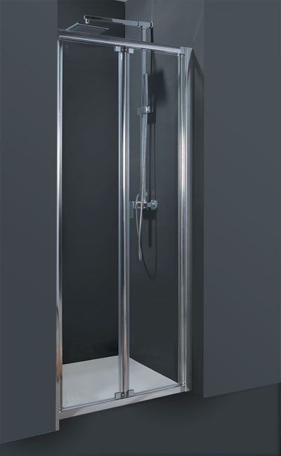 Sprchové dveře HOPA CORDOBA II 80 Výplň: čiré