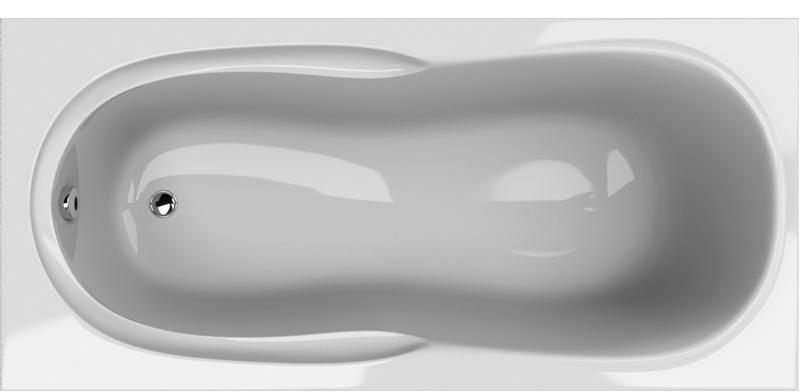 Olsen Spa Obdélníková vana Hopa TOSCANA 170×75cm, objem 160 l