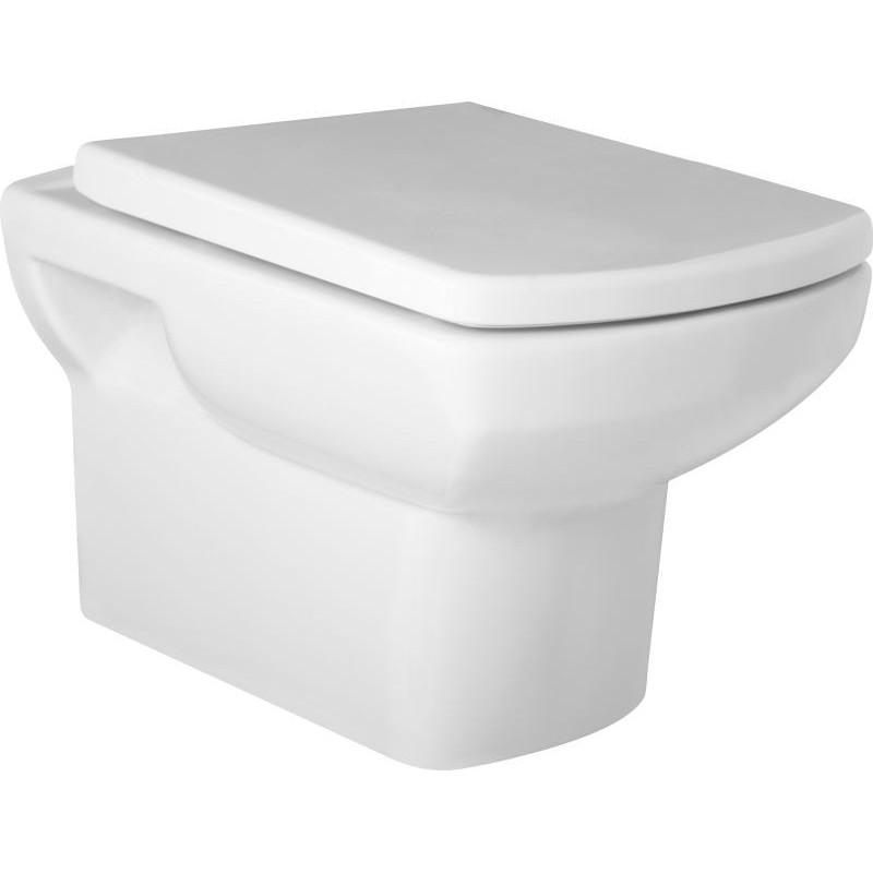 OLSEN-SPA Závěsné WC Nero