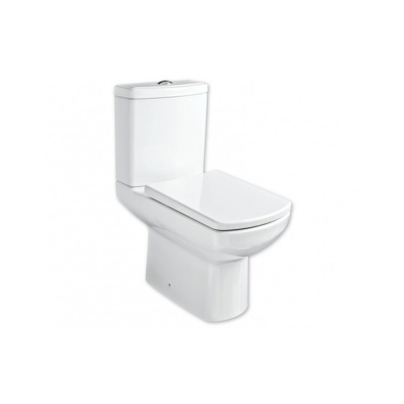 OLSEN-SPA Kombi WC Nero