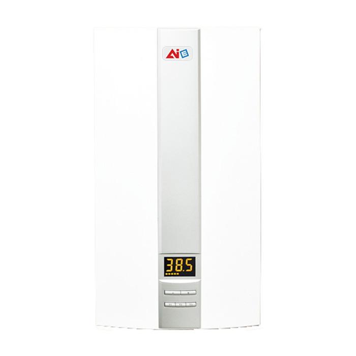 A-interiéry POT-LCD 18/21/24 kW Průtokový ohřívač vody tlakový