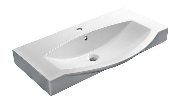 Aqualine ZORO nábytkové umyvadlo 65x49cm