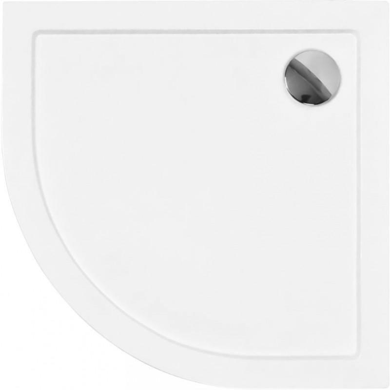 OLSEN-SPA Čtvrtkruhová sprchová vanička Aron Rozměr: 80 cm
