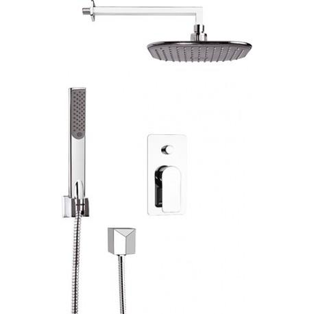 Olsen Spa ARNO 09S02 sprchový podomítkový set s příslušenstvím