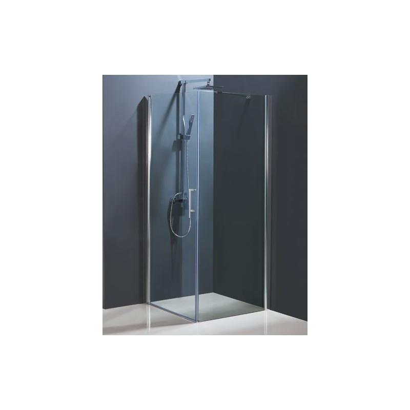 Olsen Spa madeira II boční panel pevné sklo čiré, 80 × 195 cm