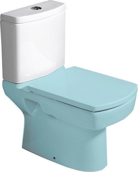 SAPHO BASIC nádržka WC kombi, napouštění zespodu