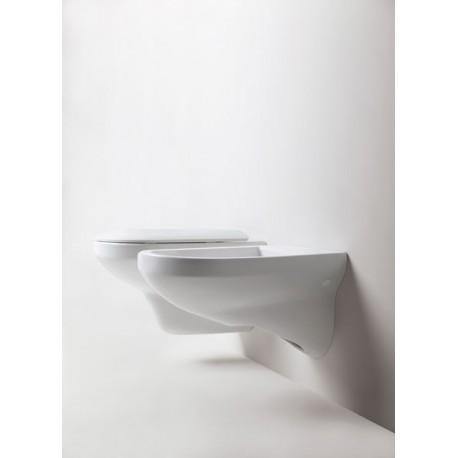 Hopa Závěsný bidet THIN 56x36 cm