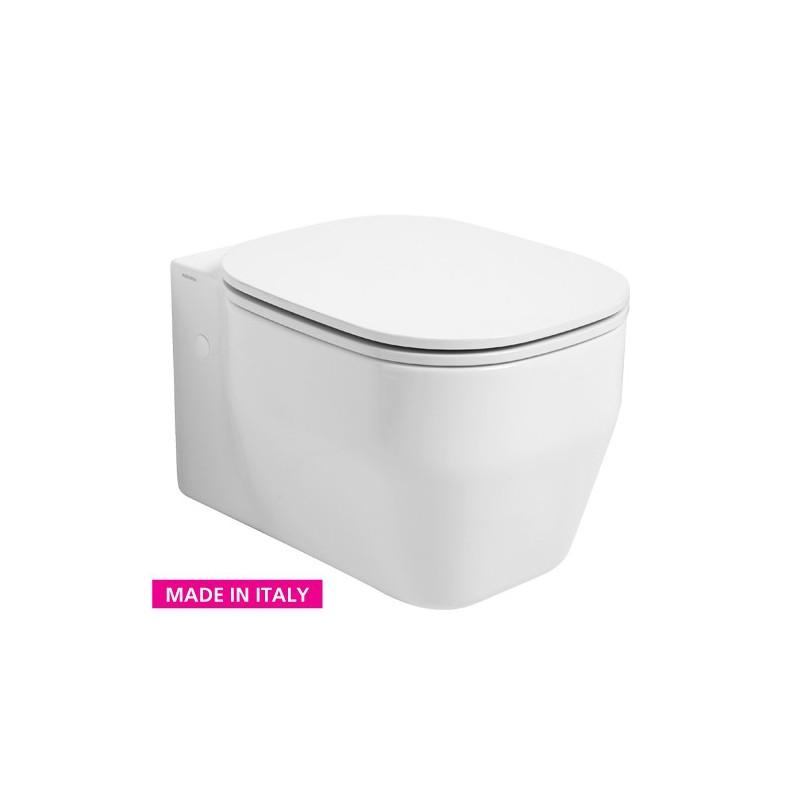 Hopa Závěsné WC GLAZE se sedátkem