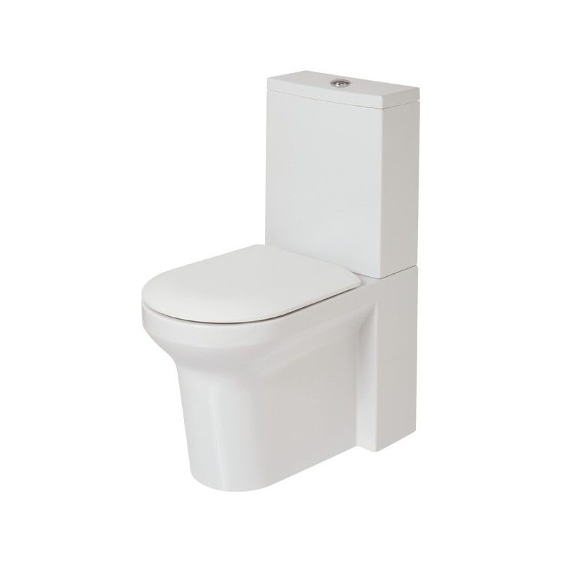 Hopa Volně stojící kapotované WC kombi THIN se sedátkem