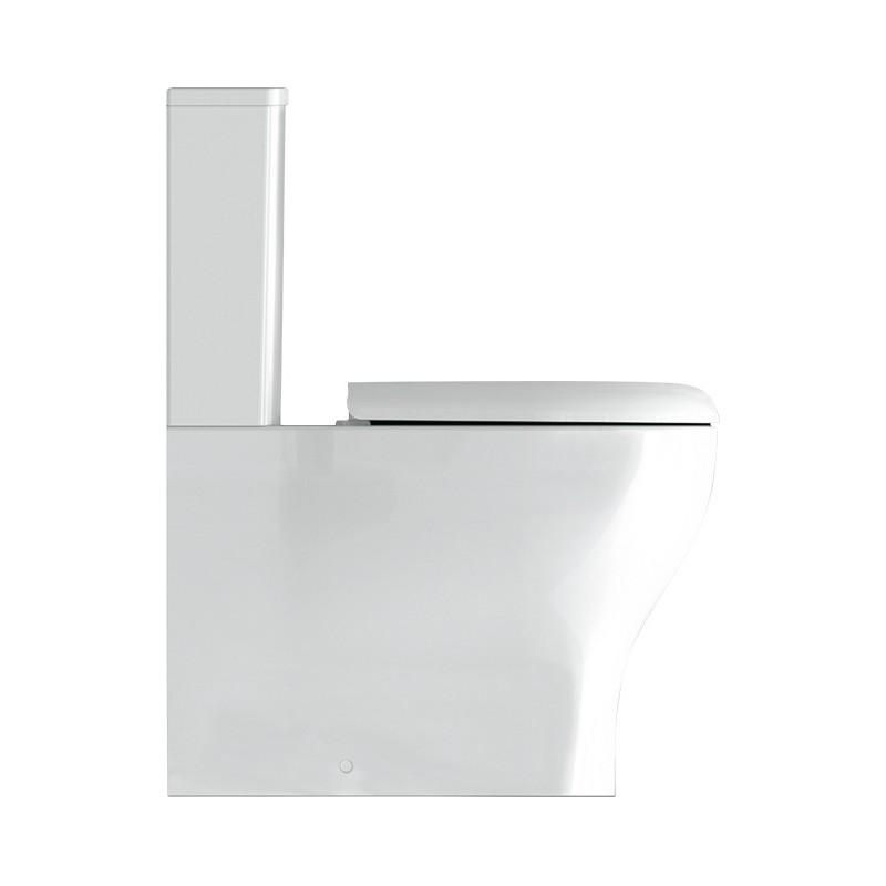 Hopa Volně stojící WC kombi PRATICA se sedátkem soft-close