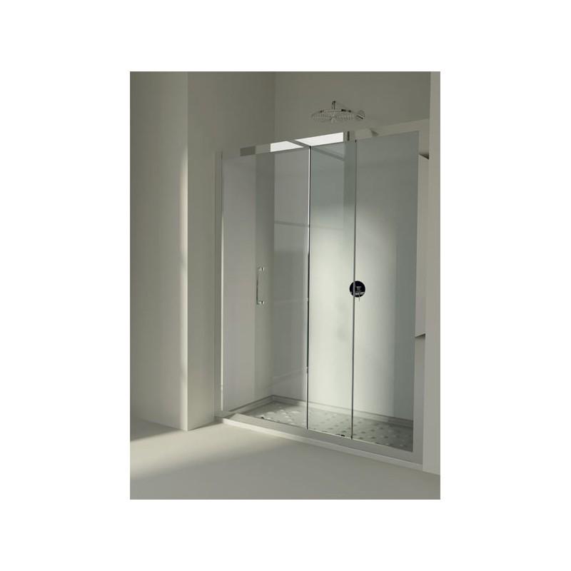 Sprchové dveře HOPA MAYA 113–121 × 190 cm Výplň: čiré