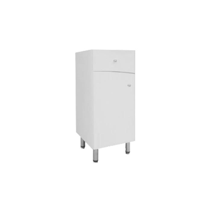 A-interiéry Uno N 35 ZV - koupelnová doplňková skříňka závěsná nízká
