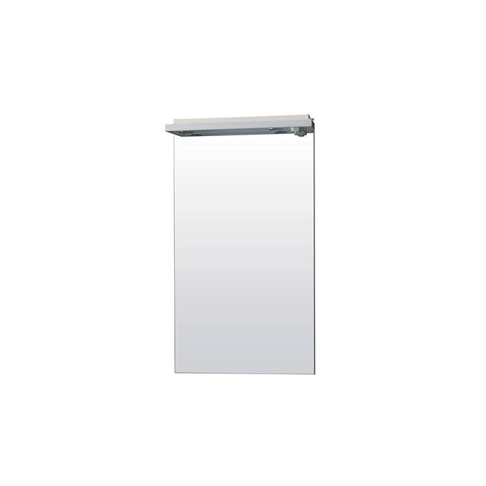 A-interiéry Modesto 50 - Zrcadlo závěsné s halogenovým osvětlením