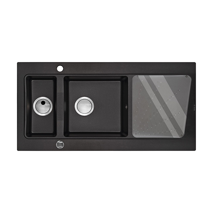 A-interiéry Malibu G513 Kuchyňský granitový dřez