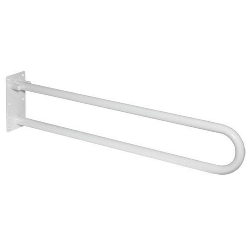 Mereo Madlo sklopné, bílé, 83 cm