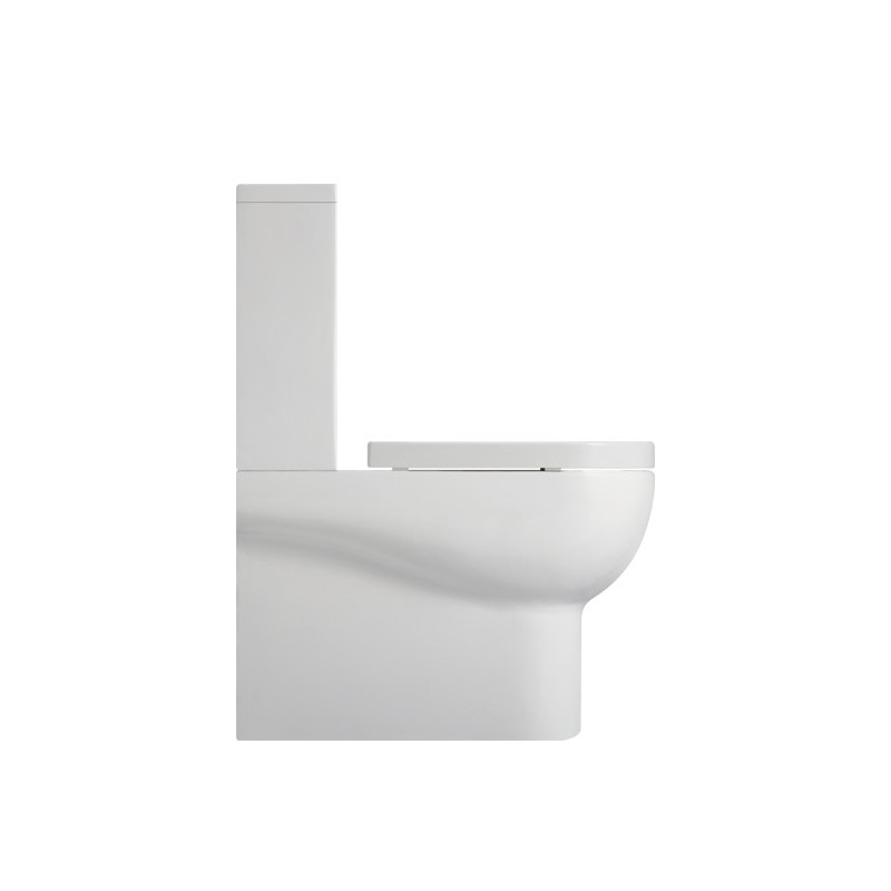 Olsen Spa Volně stojící kapotované WC kombi NUVOLA