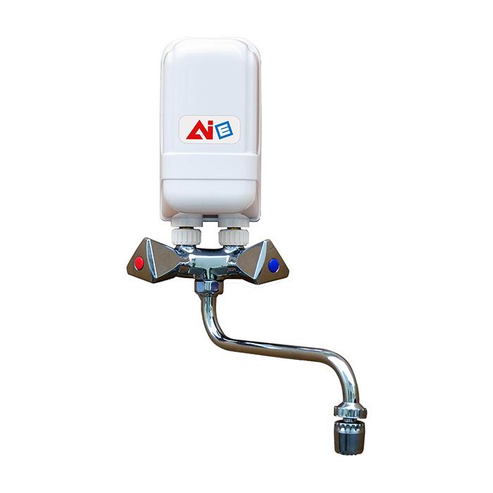 A-interiéry FOB 3,7 / 3,7 kW - průtokový ohřívač vody beztlaký s vodovodní baterií